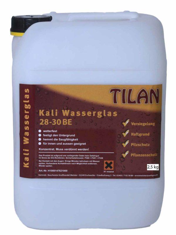 Tilan Kaliwasserglas 2,5 kg